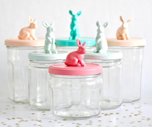 Bunny Jar 2