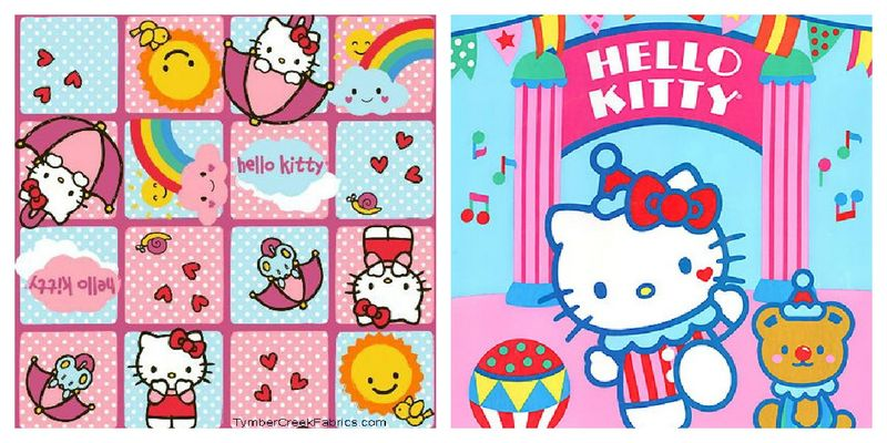 H kitty Collage